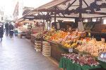 Mercato frutta verdura Rialto San Polo