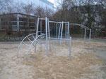 Berlin, Elisabeth Bergner Park, Spielplatz, Baujahr 2014
