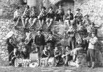 """1980 - Foto per la copertina del disco """"Ticino in allegria"""""""