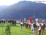 2001 - gemellaggio ASSU-UNUCI