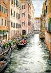 Venedig, 30 x 40 cm