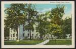Old Dorm postcard