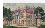 main building architect drawing