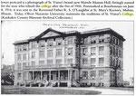 Marsile Alumni Hall 1914 postcard