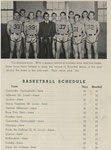 1941-1942 men's basketball team