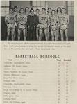 1941-1942 men's basketball team
