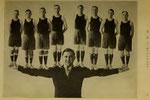 MMC Bulletin 1914-1915 basketball team