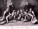 1912-1913 basketball team