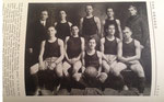1913-1914 Hedding basketball team