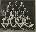 1924-1925 men's basketball team