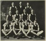 1924-1925 men's basketball team