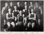 1920-1921 Hedding basketball team