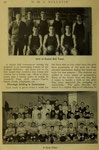 MMC Bulletin 1914-1915 basketball team