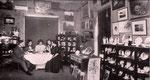 1913 view in studio of art department