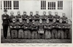 1920 Hedding football team
