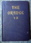 1913 yearbook 'The Orange'