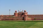 Delhi, Forte Rosso