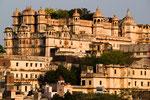 Udaipur, forte