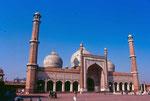 Delhi, Jaama masjid