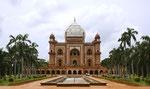 Delhi, mausoleo Safdarjung