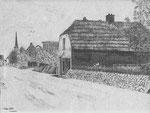 De schoenmakerij van Johannis van Meerkerk, Lekdijk 92 in Nieuw-Lekkerland