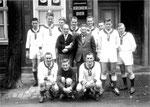 Eine Mannschaft des SV Geisecke um 1964