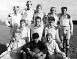 Jugendmannschaft des SV Geisecke um 1950