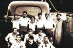 Mannschaft des SV Geisecke um 1955