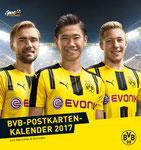 BVB-Postkarten-Kalender 2017
