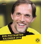 BVB-Postkarten-Kalender 2016