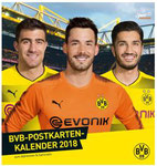 BVB-Postkarten-Kalender 2018