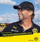 BVB-Postkarten-Kalender 2014