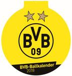 BVB-Ballkalender 2018