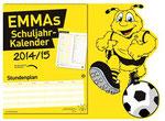 EMMAs Schuljahr-Kalender 2014/2015
