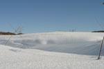 Alteburg Schneewehe