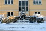 Neptunbrunnen am Landratsamt in Arnstadt