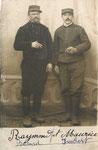 Raymond becard et Maurice Imbert