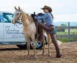 Model für die Riding-Boutique, 2,5 Jahre alt