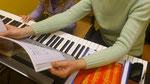 На урок по пиано