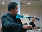 Iván Briceño - violinista-pianista-cantante y compositor