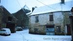 Auriac du Périgord, France, Janvier 2013