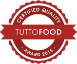 tuttofood certified quality award