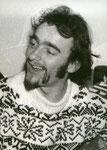 1973, mit Spitzbart - 24-jährig