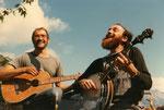 1972, mit Hans Beetschen