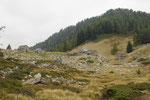 Alpe Ruscada 1674 m