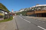 Passo dell'Oberalp 2043 m .......