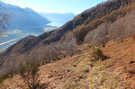 Discesa ai Monti di Boscaloro
