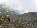Lago di Stabbio dal Pizzo Taneda