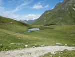 Lago di Segna 2190 m