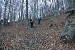 Salita al Rifugio Alpetto di Caviano